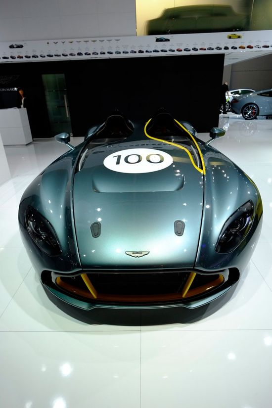 Stunning #AstonMartin CC100 via carhoots.com