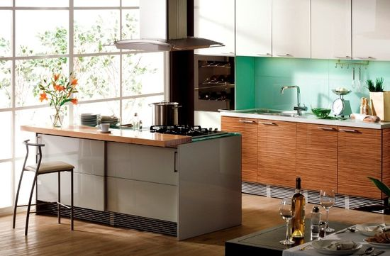 Modern Interior Design Ideas for Kitchen