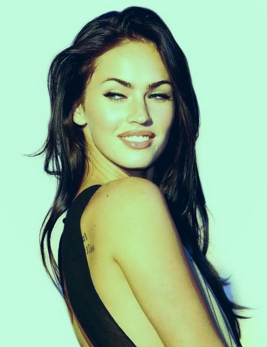 Megan Fox - #Celebrities