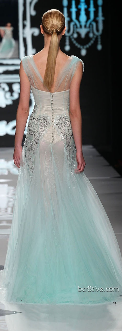 Abed Mahfouz Couture SS 2012-2013.