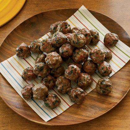 The Best Homemade Meatballs