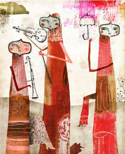 Illustrations by Andrea D'Aquino