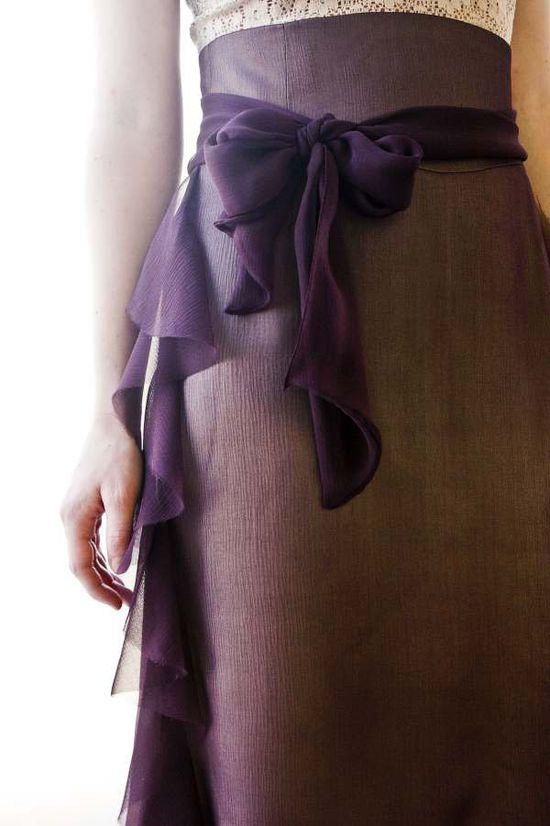 Beautiful Skirt. Free pattern
