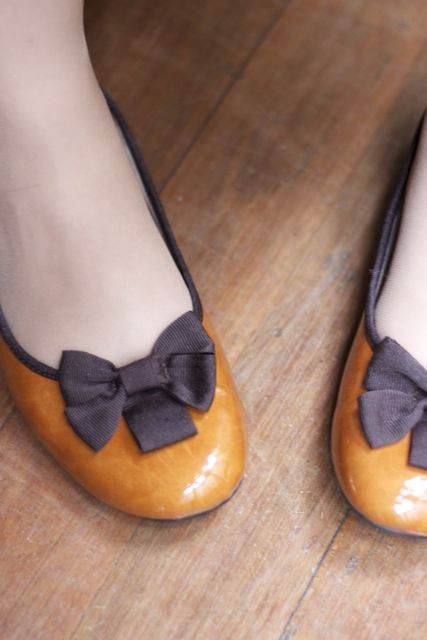 #shoes #flats #bows