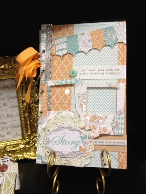 Brand New Teresa Collins Tell Your Story Collection - Scrapbook.com