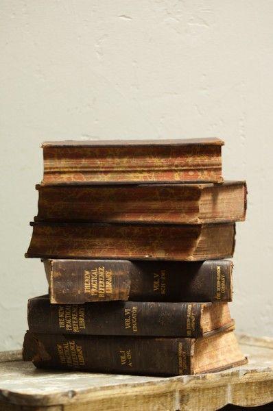 . vintage books