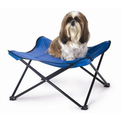 $40.95-$62.39 Having your pet stay cool and dry has never been easier than with the new Cool Breeze folding pet bed by K Pet Products