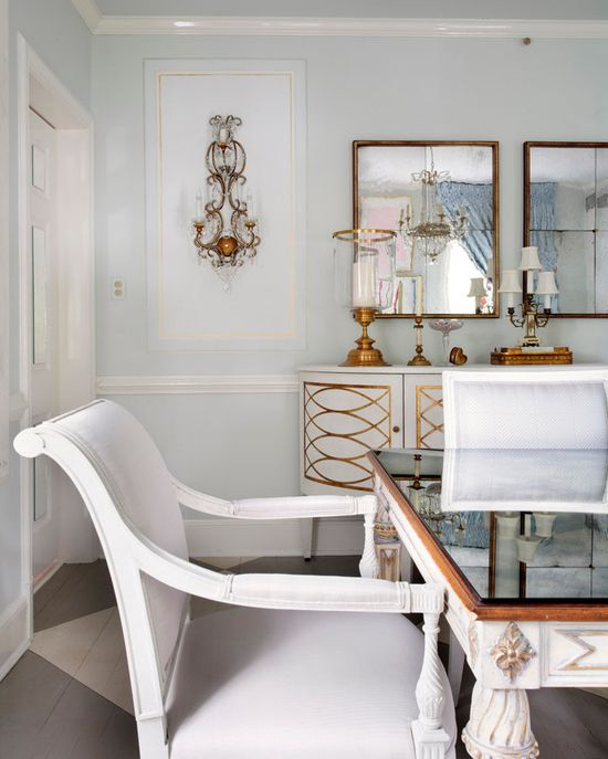 House of Turquoise: Suellen Gregory Interior Design
