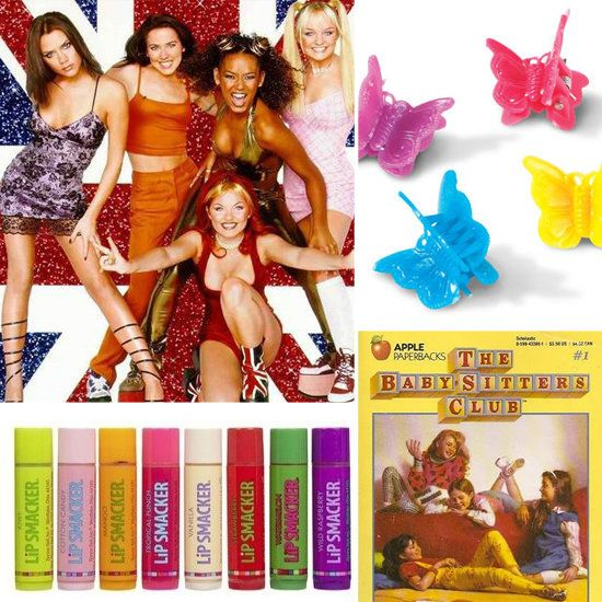 290 Reasons why being a '90s Girl rocked our jellies off!..this is great