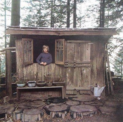 handmade house