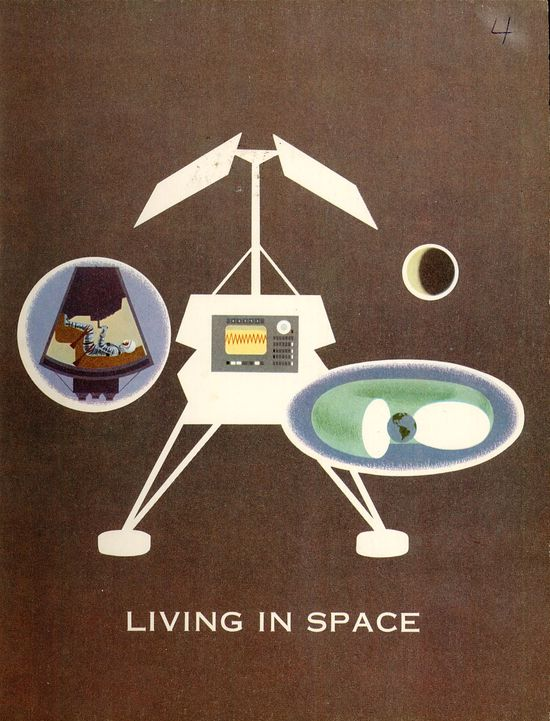 Dreams of Space - Books and Ephemera