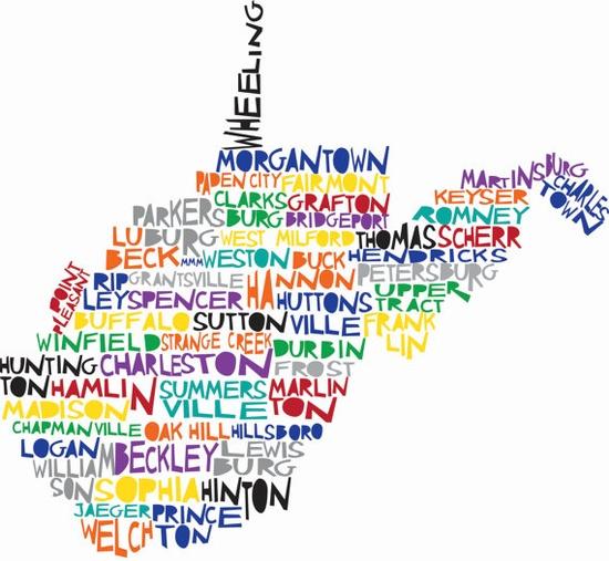 West Virginia ?