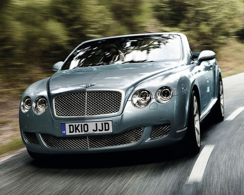 Bentley Continental GTC  I