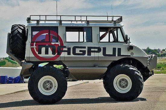 MagPul Unimog