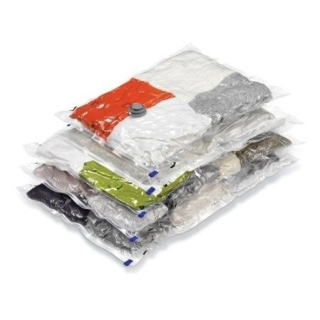 Vacuum seal summer clothes for next year / 24 Easy Ways To Get Your Home Ready For Winter