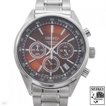 SEIKO SSB041P1 Chronograph Men's Watch