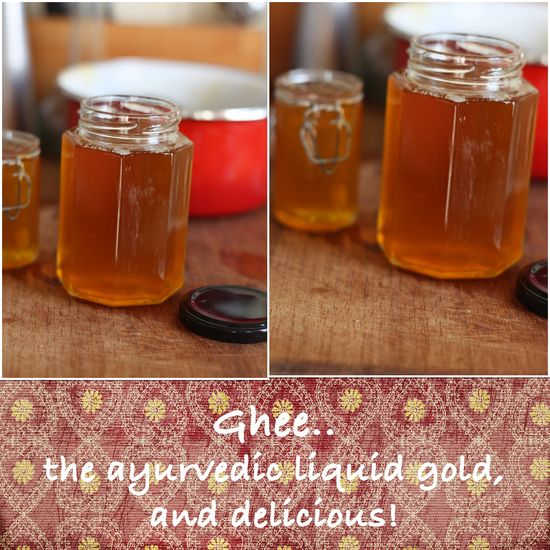 Ghee ! - Natural Chef Cuisine