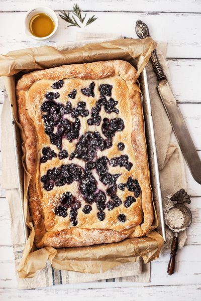 Raisin tart