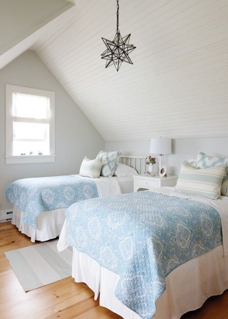 Blissful Cottage Bedroom