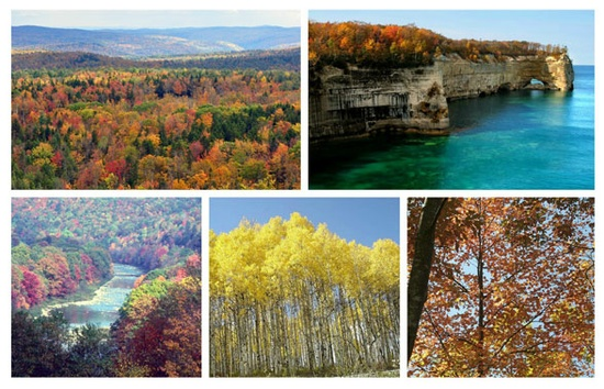 Best Places to See Fall Color