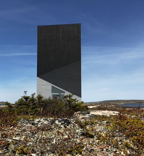 Tower Studio by Saunders #Architecture