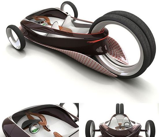 Magnet car! Declared as one of the most eco friendly cars...