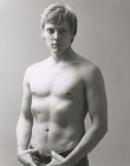 Young Christopher Walken (age 22)....before he got into cowbells!!