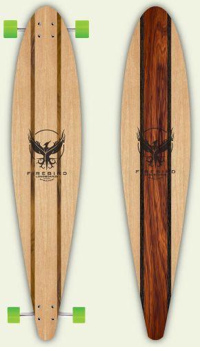 Firebird Longboards -- (Handmade Salvaged Wood Longboards from Key West, FL)