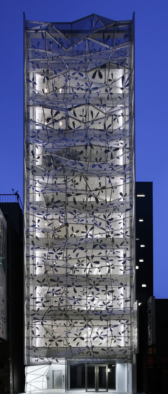 Dear Ginza bldg. Project by amano design office