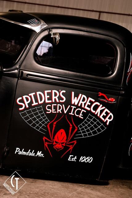 Tow Truck }-> repinned by www.BlickeDeeler.de