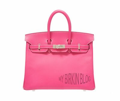 Brikin Size: 25cm Color: Rose Tyrien Leather: Epsom Hardware: Palladium Year/Stamp: 2013/Q