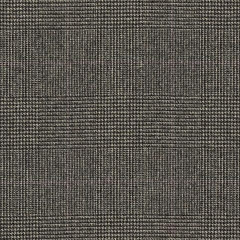 Ralph Lauren Fabric Lancashire Glen PLD-Graphite $398.99 price per yard #interiors #decor #plaid