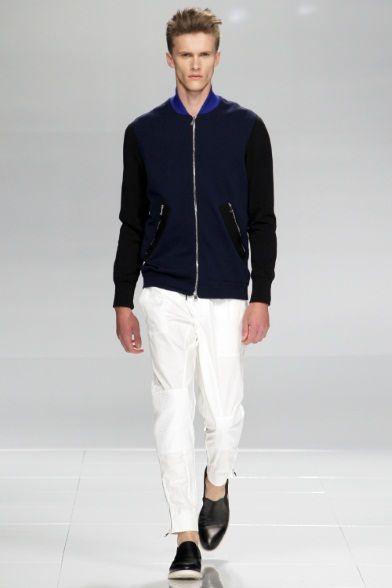 Iceberg - Men Fashion Spring Summer 2014 - Shows - Vogue.it