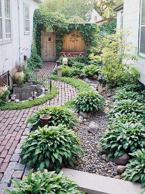 side yard ideas