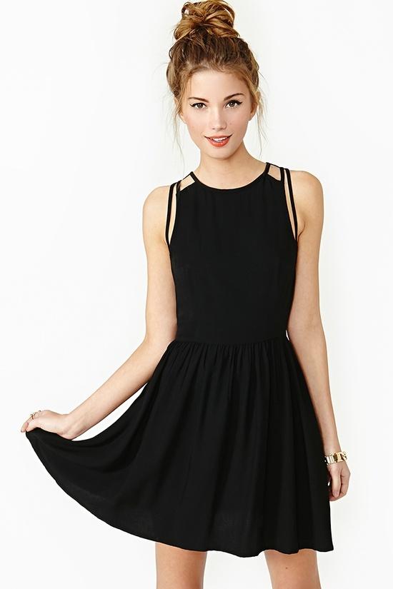Play Back Dress