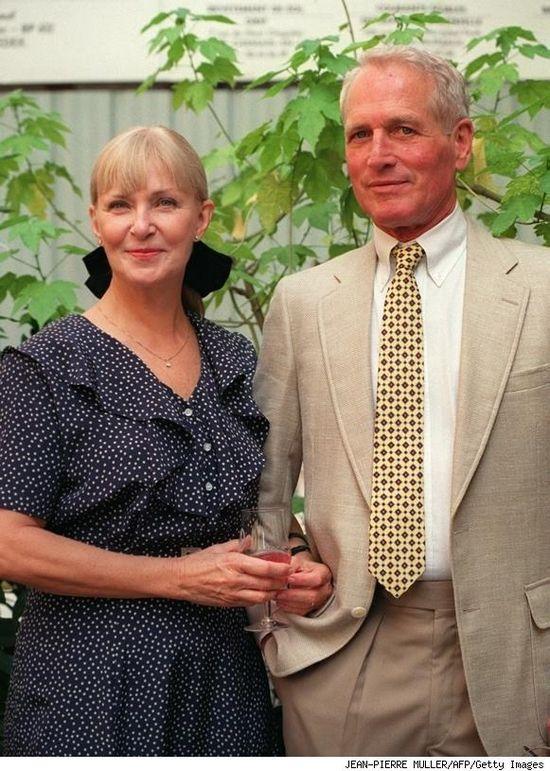 Joanne Woodward + Paul Newman...A true Love Couple..philanthropists
