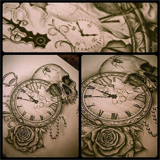 By Edward Miller. #tattoo #tattoo #ink