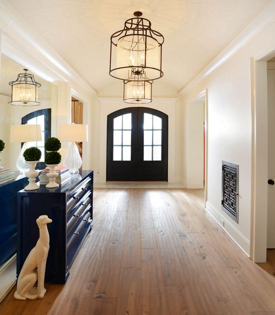 Foyer Interiors: Lori Paranjape, Redo Home & Design