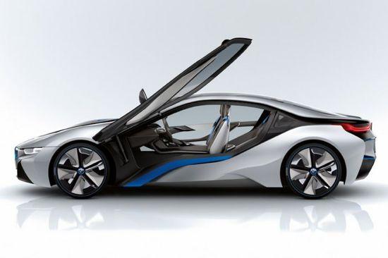 BMW i8 Concept #bmw #auto #design #elettrica