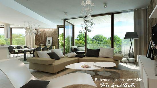Bubenec gardens