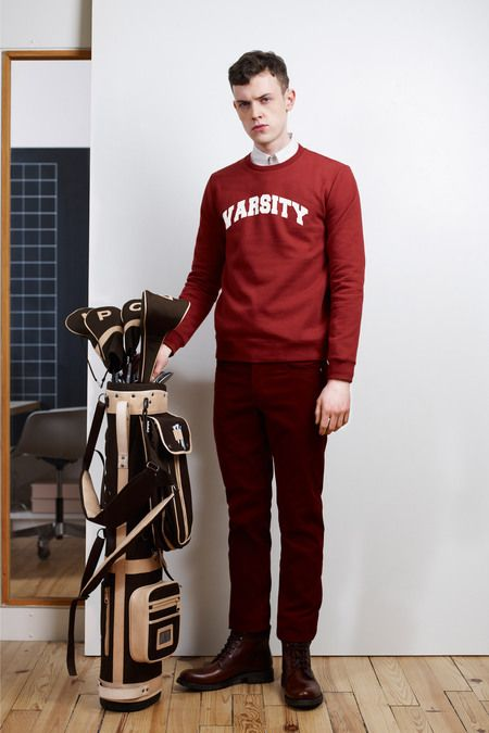 A.P.C. Fall 2013 Menswear
