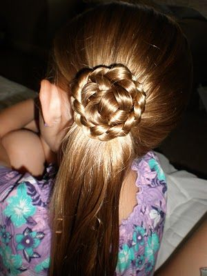 Cute girl hair styles!