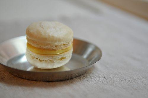 ++ Meyer Lemon Macarons @Nicole Pacheco