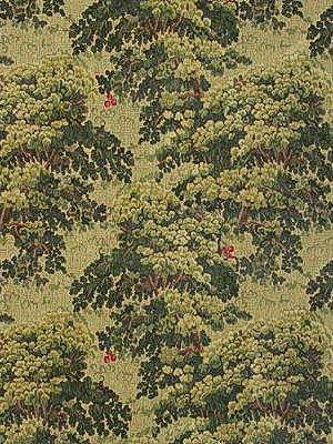Lee Jofa Fabric Mansfield LInen Woodland $267.50 per yard #interiors #decor #royaldecor