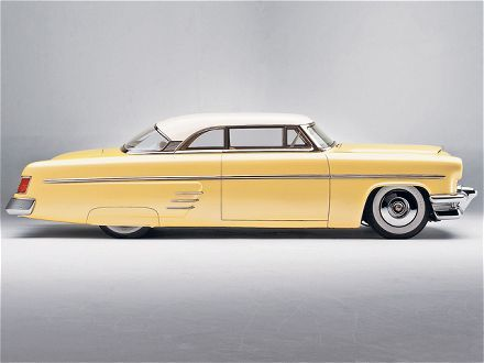 1954 Mercury Monterey - COOL!