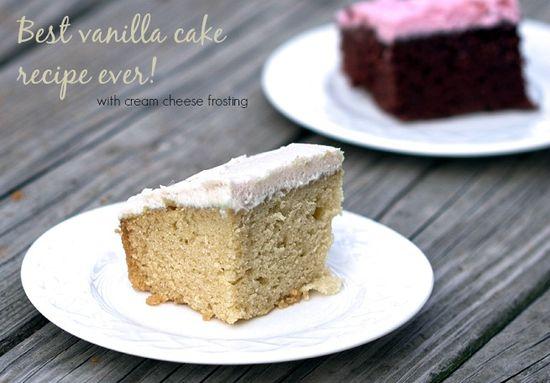Best cake recipe ever