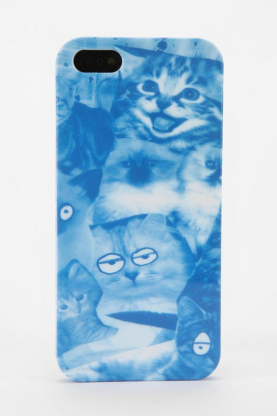 UO Cats iPhone 5 Case #urbanoutfitters