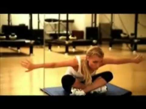tracy anderson - tough arm workout