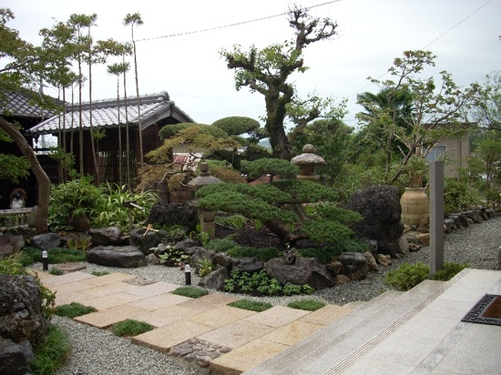 Garden Design Green Space