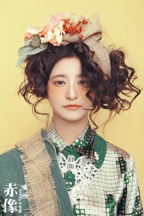 #mori, #morikei  the hair and makeup = mori <3   http://meido-cafe.tumblr.com/